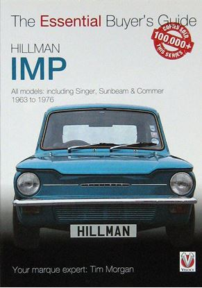 Immagine di HILLMAN IMP THE ESSENTIAL BUYER'S GUIDE All models including Singer, Sunbeam & Commer 1963 to 1976