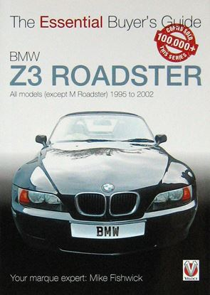Picture of BMW Z3 ROADSTER THE ESSENTIAL BUYER'S GUIDE All models (except M Roadster) 1995 to 2002
