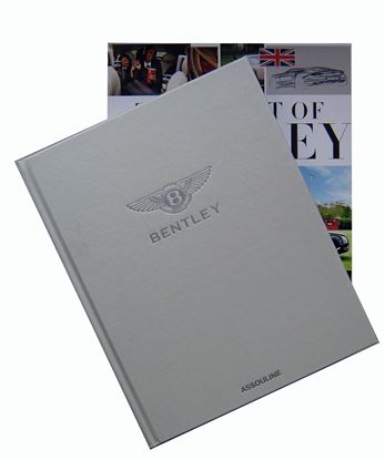 Picture of THE SPIRIT OF BENTLEY: BE EXTRAORDINARY