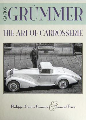 Picture of GASTON GRUMMER THE ART OF CARROSSERIE