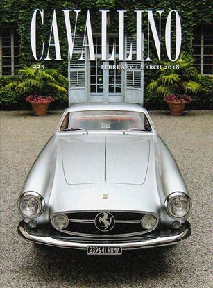 Picture of CAVALLINO THE JOURNAL OF FERRARI HISTORY N° 223 FEBRUARY/ MARCH 2018