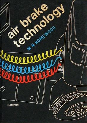 Picture of AIR BRAKE TECHNOLOGY 2nd edition