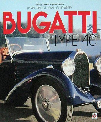 Picture of BUGATTI TYPE 40