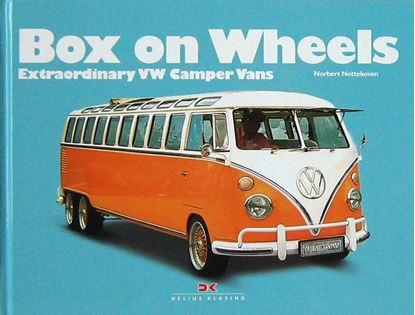 Immagine di BOX ON WHEELS: EXTRAORDINARY VW CAMPER VANS