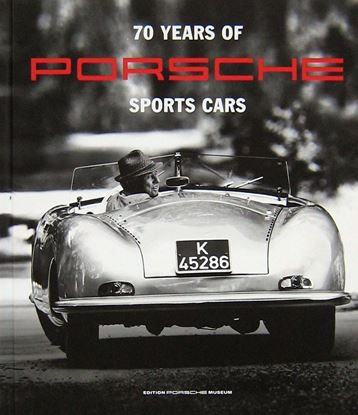 Immagine di 70 YEARS OF PORSCHE SPORTS CARS