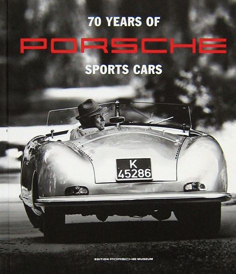 Picture of 70 YEARS OF PORSCHE SPORTS CARS