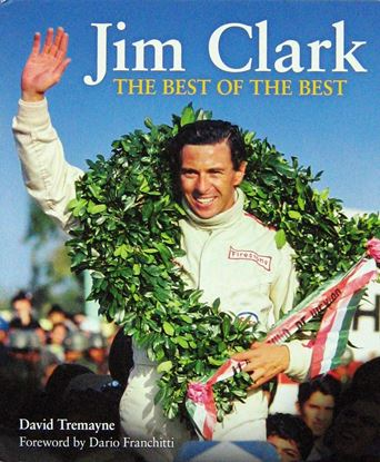 Picture of JIM CLARK: THE BEST OF THE BEST