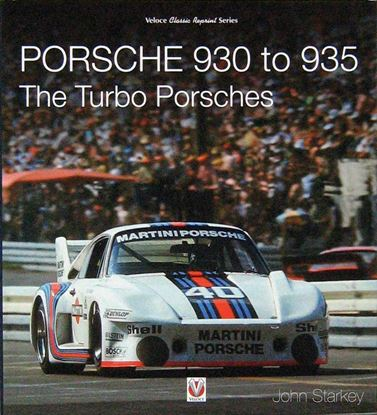Immagine di PORSCHE 930 TO 935 THE TURBO PORSCHES. Classic Reprint Series