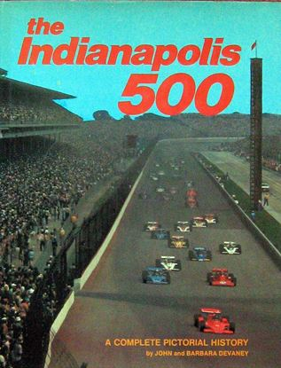 Immagine di THE INDIANAPOLIS 500: A COMPLETE PICTORIAL HISTORY