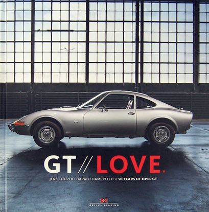 Picture of GT LOVE: 50 YEARS OF OPEL GT