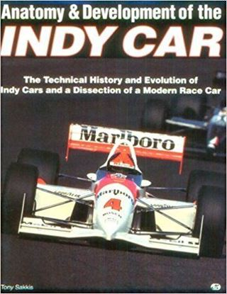 Immagine di ANATOMY AND DEVELOPMENT OF THE INDY CAR
