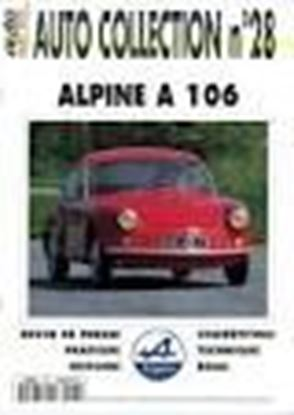 "Picture of ALPINE A 106 - Serie ""Auto Collection"" N. 28"