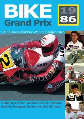 Immagine di BIKE GRAND PRIX 1986 (Dvd)