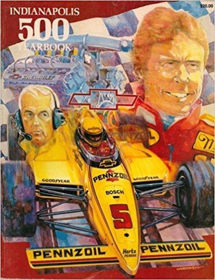 Immagine di THE 1988 INDIANAPOLIS 500 YEARBOOK