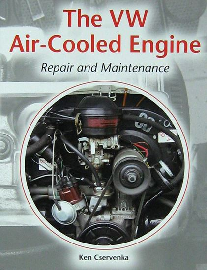 Immagine di THE VW AIR-COOLED ENGINE: REPAIR AND MAINTENANCE