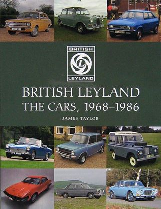 Immagine di BRITISH LEYLAND THE CARS 1968-1986