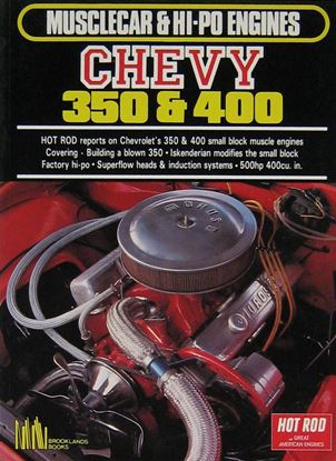 Picture of MUSCLECAR & HI-PO ENGINES: CHEVY 350 & 400
