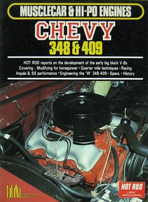 Picture of MUSCLECAR & HI-PO ENGINES: CHEVY 348 & 409