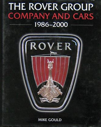 Picture of THE ROVER GROUP COMPANY AND CARS 1986-2000