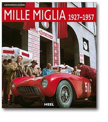 Picture of MILLE MIGLIA STORY 1927-1957 (German edition)