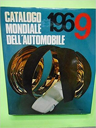 Immagine di CATALOGO MONDIALE DELL'AUTOMOBILE 1969