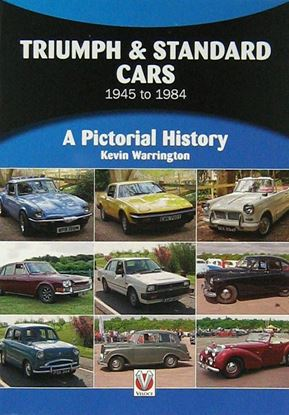 Picture of TRIUMPH & STANDARD CARS 1945 TO 1984 A PICTORIAL HISTORY