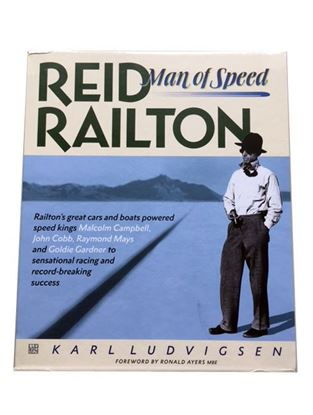Immagine di REID RAILTON MAN OF SPEED (2 volumi in cofanetto)