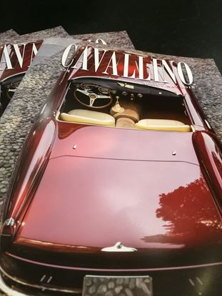 Picture of CAVALLINO THE JOURNAL OF FERRARI HISTORY N° 224 APRIL/ MAY 2018