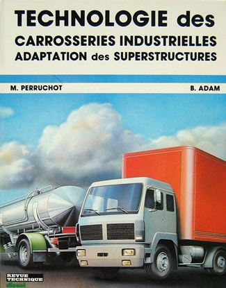 Immagine di TECHNOLOGIE DES CARROSSERIES INDUSTRIELLES