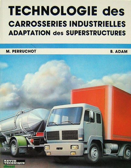 Picture of TECHNOLOGIE DES CARROSSERIES INDUSTRIELLES