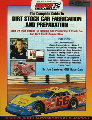 Picture of THE COMPLETE GUIDE TO DIRT STOCK CAR FABRICATION AND PREPARATION