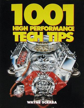 Picture of 1001 HIGH PERFORMANCE TECH TIPS