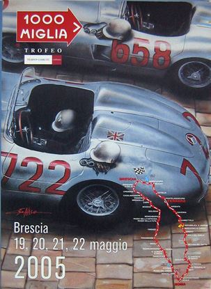 Picture of MILLE MIGLIA 19-20-21-22 MAGGIO 2005 PRESS KIT/DOSSIER STAMPA+CD ROM