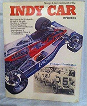 Picture of INDY CAR DESIGN & DEVELOPMENT