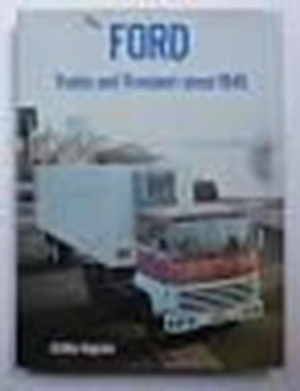 Picture of FORD TRUCKS AND TRANSPORT SINCE 1945