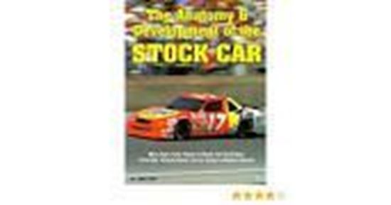 Picture of THE ANATOMY & DEVELOPMENT OF THE STOCK CAR