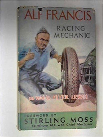 Picture of ALF FRANCIS RACING MECHANIC