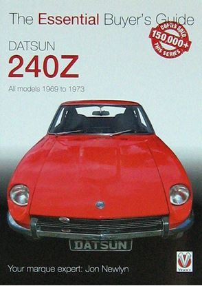 Immagine di DATSUN 240Z THE ESSENTIAL BUYER'S GUIDE. All models 1969 to 1973