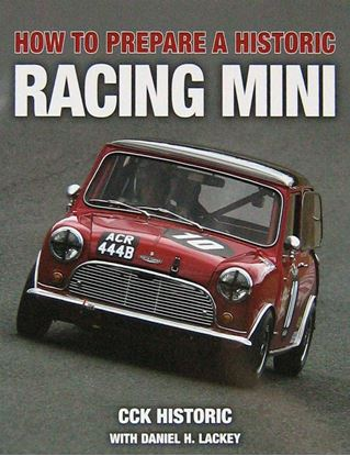 Picture of HOW TO PREPARE A HISTORIC RACING MINI