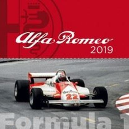 Picture of CALENDARIO 2019 'ALFA ROMEO FORMULA 1'