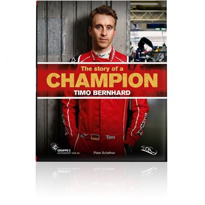 Immagine di THE STORY OF A CHAMPION: TIMO BERHARD