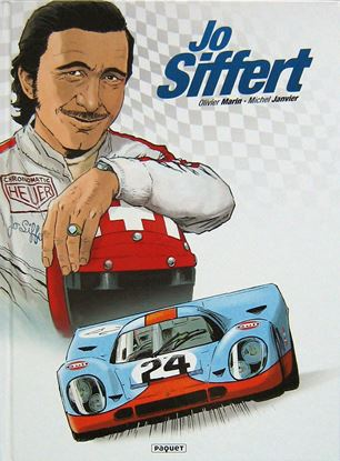 Picture of JO SIFFERT Fumetto