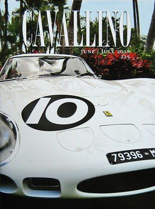 Picture of CAVALLINO THE JOURNAL OF FERRARI HISTORY N° 225 JUNE/JULY 2018