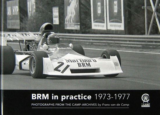 Picture of BRM IN PRACTICE 1973-1977