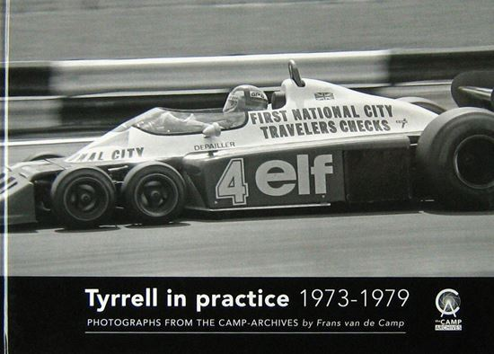 Picture of TYRRELL IN PRACTICE 1973-1979