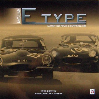 Immagine di JAGUAR E-TYPE FACTORY AND PRIVATE COMPETITION CARS