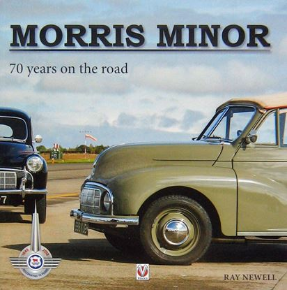 Picture of MORRIS MINOR 70 YEARS ON THE ROAD