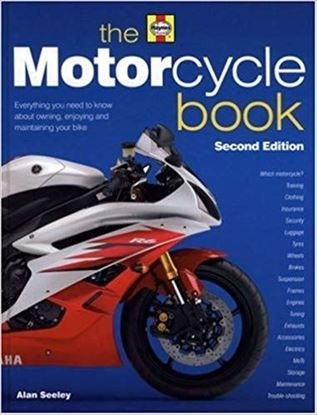 Picture of THE MOTORCYCLE BOOK 2nd edition 2006