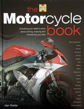 Picture of THE MOTORCYCLE BOOK 2002 edition