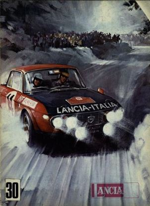 Picture of LANCIA N.30 1° SEMESTRE 1972